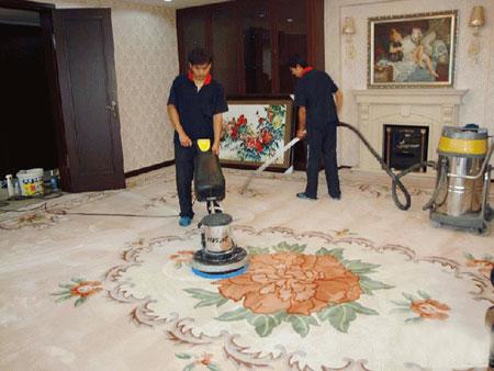 郑州宾馆地毯清洗